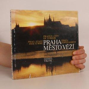 náhled knihy - Praha město věží