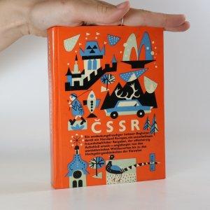 náhled knihy - ČSSR