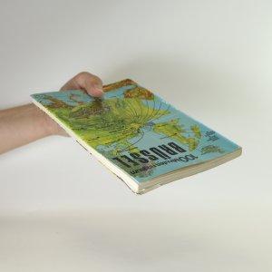 antikvární kniha 100 Minuten ringsum Brüssel, 1969