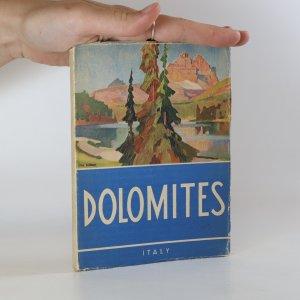 náhled knihy - Dolomites