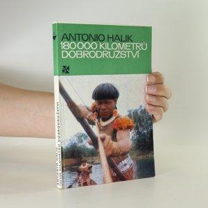 náhled knihy - 180 000 kilometrů dobrodružství