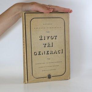 náhled knihy - Život tří generací