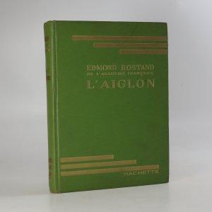 náhled knihy - L'Aiglon