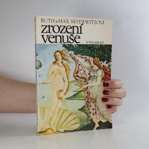 náhled knihy - Zrození Venuše