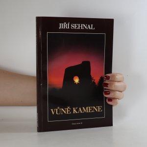 náhled knihy - Vůně kamene (věnování autora)