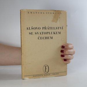 náhled knihy - Alšovo přátelství se Svatoplukem Čechem