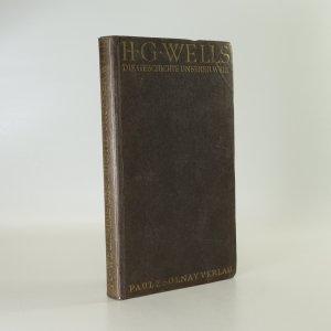 náhled knihy - Die Geschichte unserer Welt