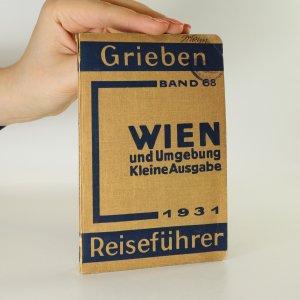 náhled knihy - Grieben Reiseführer Wien