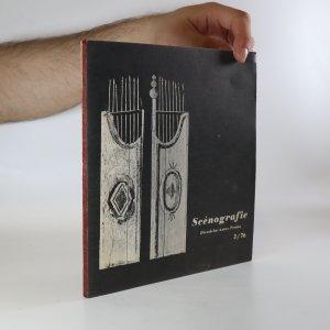 náhled knihy - Scénografie 3/76. Bulharská scénografie