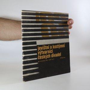 náhled knihy - Jevištní a kostýmní výtvarníci českých divadel 83