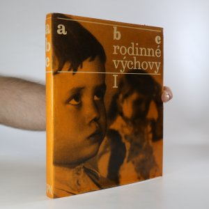 náhled knihy - ABC rodinné výchovy. Dítě předškolního věku