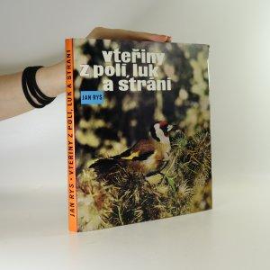 náhled knihy - Vteřiny z polí, luk a strání