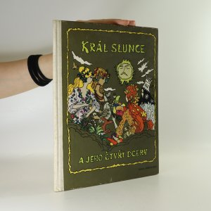 náhled knihy - Král Slunce a jeho čtyři dcery