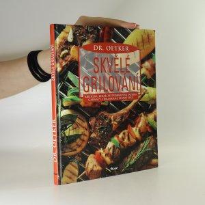 náhled knihy - Skvělé grilování