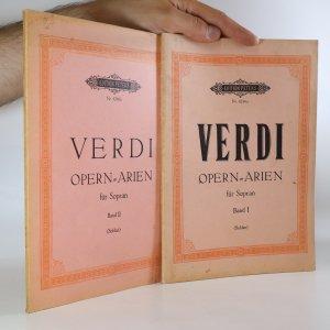 náhled knihy - Opern-Arien für Sopran: Band I. Band II. (2 svazky)