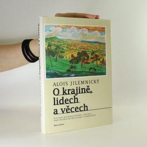 náhled knihy - O krajině, lidech a věcech