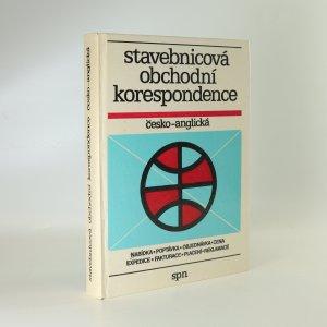 náhled knihy - Stavebnicová obchodní korespondence česko-anglická