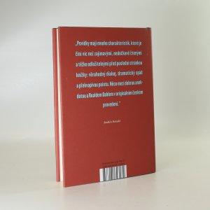 antikvární kniha Maličkost pro premiéra a jiné povídky (podpis autorky), 2018