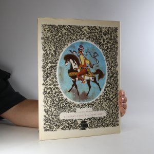 náhled knihy - Pohádky z Tisíce a jedné noci