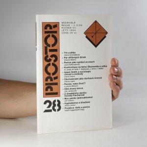 náhled knihy - Revue Prostor. Č. 28