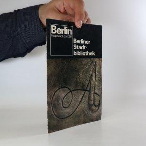 náhled knihy - Berliner Stadt-bibliothek