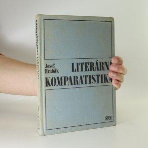 náhled knihy - Literární komparatistika