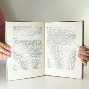 antikvární kniha Literární komparatistika, 1976