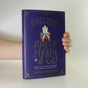 náhled knihy - Nalezení ztracené Marty