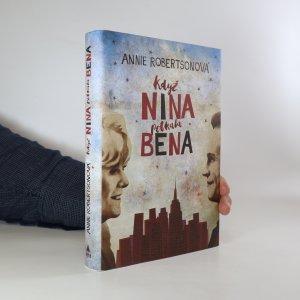 náhled knihy - Když Nina potkala Bena