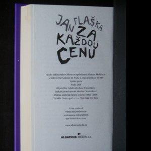 antikvární kniha Za každou cenu, 2018