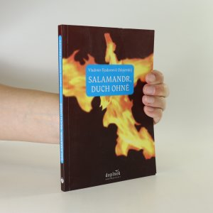 náhled knihy - Salamandr, duch ohně