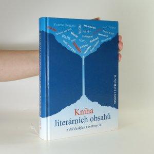náhled knihy - Kniha literárních obsahů z děl českých i světových