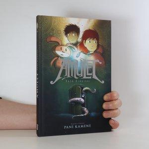 náhled knihy - Amulet. Kniha první. Paní kamene