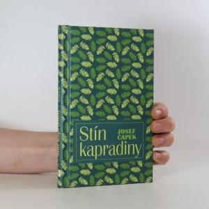 náhled knihy - Stín kapradiny