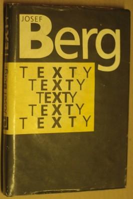 náhled knihy - Texty : výbor z lit. díla
