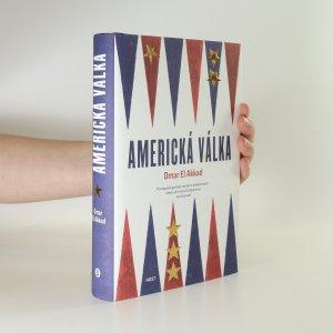 náhled knihy - Americká válka