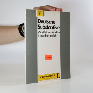 náhled knihy - Deutsche Substantive. Wortfelder für den Sprachunterricht