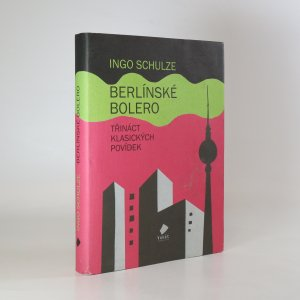 náhled knihy - Berlínské bolero (podpis autora)