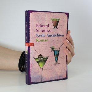 náhled knihy - Nette Aussichten (podpis autora)