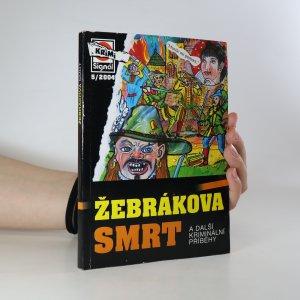 náhled knihy - Žebrákova smrt a další kriminální příběhy (5/2004)