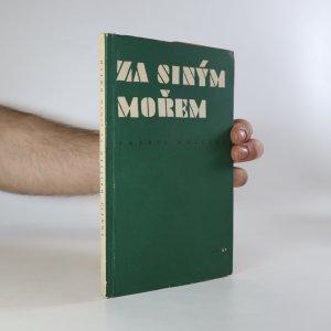 náhled knihy - Za siným mořem
