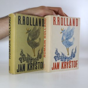 náhled knihy - Jan Kryštof I a II (2 svazky)