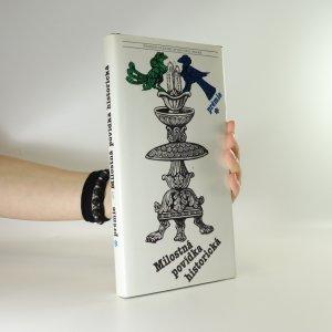 náhled knihy - Milostná povídka historická