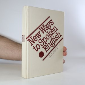 náhled knihy - New ways to spoken English