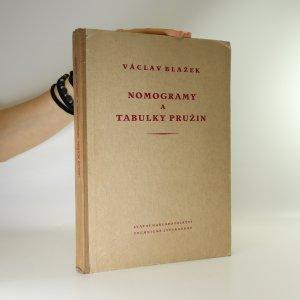 náhled knihy - Nomogramy a tabulky pružin
