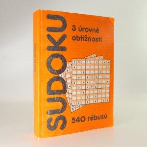 náhled knihy - Sudoku