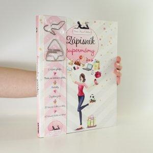 náhled knihy - Zápisník supermámy
