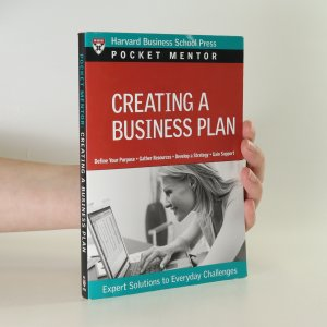 náhled knihy - Creating a Business Plan