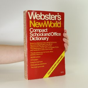 náhled knihy - Webster's New World Compact School and Office Dictionary