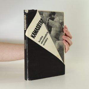 náhled knihy - Kámasútra. Kniha staroindickej erotiky (slovensky)